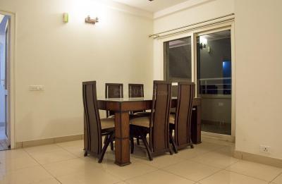 Dining Room Image of 3 Bhk In Bridage Metropolis in Mahadevapura
