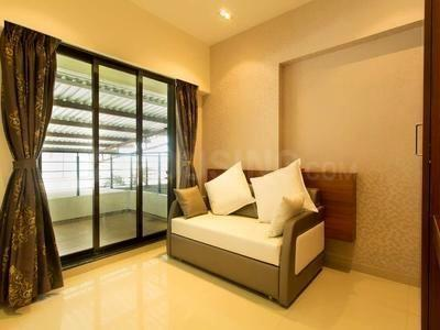 Gallery Cover Image of 650 Sq.ft 1 BHK Apartment for buy in Rustomjee Global City, Virar West for 3500000