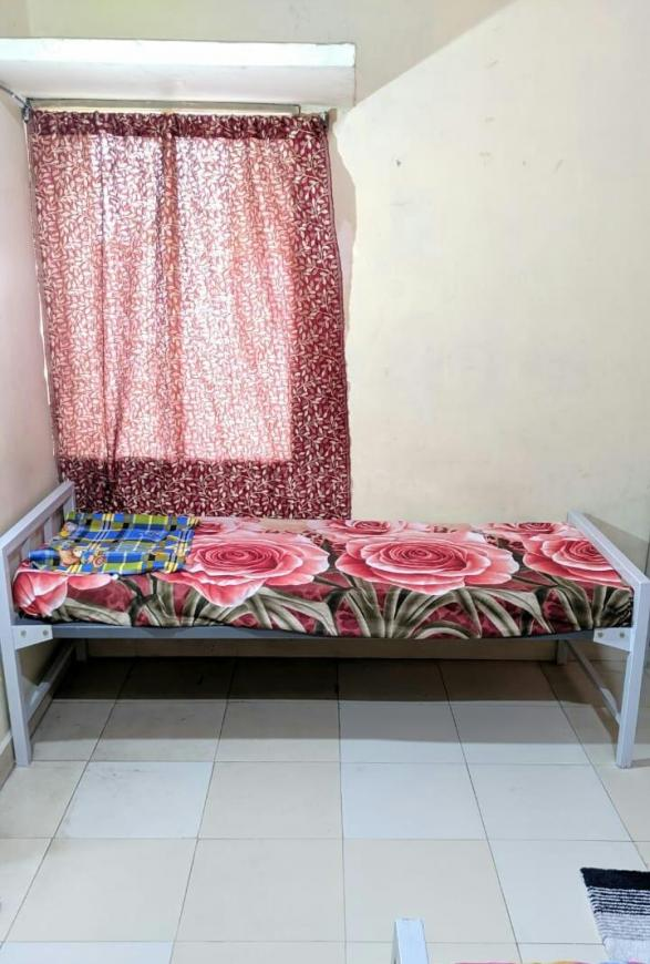 Bedroom Image of 600 Sq.ft 1 RK Independent Floor for rent in Uppal for 3900