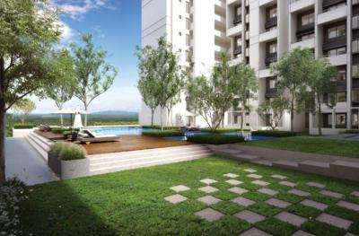 Gallery Cover Image of 1050 Sq.ft 2 BHK Apartment for buy in Bavdhan for 7400000