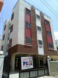 Building Image of Badrinath Reddy PG in Kharadi
