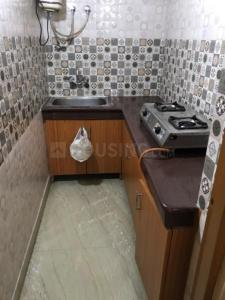 Gallery Cover Image of 700 Sq.ft 1 RK Apartment for rent in Chittaranjan Park for 16000