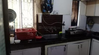 Kitchen Image of Rakkhi PG Homes in Sarita Vihar
