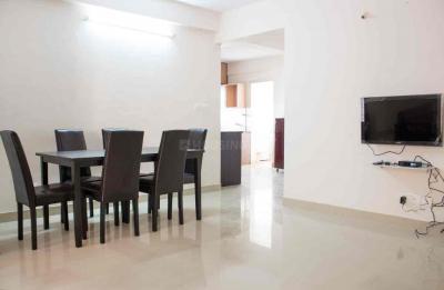 Dining Room Image of 3 Bhk In Gladiola Gardenia in Thanisandra