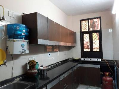 Kitchen Image of Reserved Point PG in Rajouri Garden
