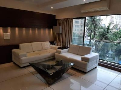 Gallery Cover Image of 1000 Sq.ft 2 BHK Apartment for rent in L'amour, Bandra West for 120000