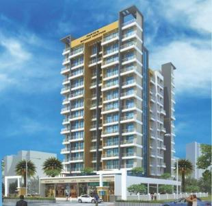 Gallery Cover Image of 1200 Sq.ft 2 BHK Apartment for rent in Kamothe for 16500