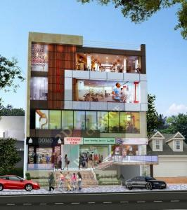 Gallery Cover Image of 500 Sq.ft 1 RK Independent Floor for buy in Majra for 3800000
