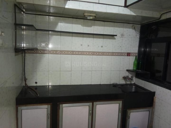 Kitchen Image of 450 Sq.ft 1 BHK Apartment for rent in Kurla East for 26000