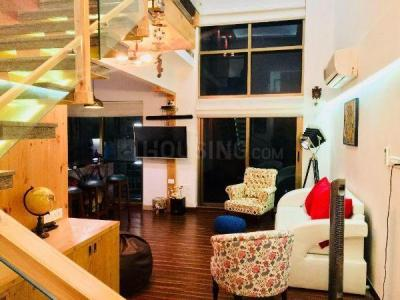 Gallery Cover Image of 740 Sq.ft 1 BHK Apartment for buy in Raheja Exotica, Madh for 12500000