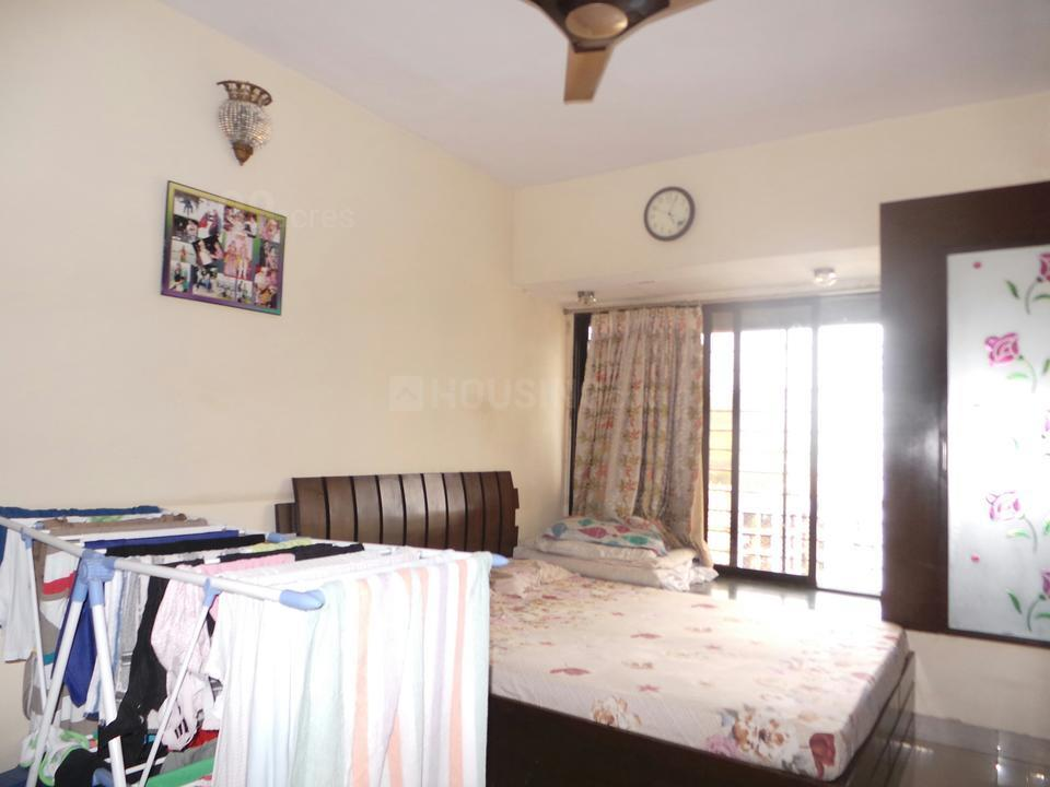 Bedroom Image of 470 Sq.ft 2 BHK Apartment for rent in Goregaon East for 16000
