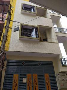 Gallery Cover Image of 600 Sq.ft 1 RK Independent Floor for rent in Bangalore City Municipal Corporation Layout for 7000