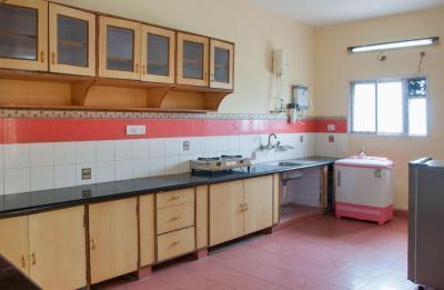 Kitchen Image of Aishwarya Lake View Residency in Kaggadasapura