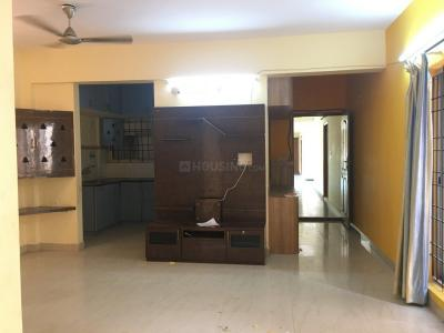 Gallery Cover Image of 1250 Sq.ft 2 BHK Apartment for rent in Kasavanahalli for 21000