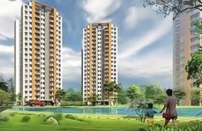 Gallery Cover Image of 864 Sq.ft 2 BHK Apartment for rent in Palava Phase 1 Usarghar Gaon for 14000