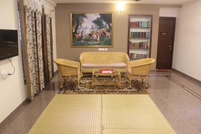 Living Room Image of Folk Residency PG in Yeshwanthpur