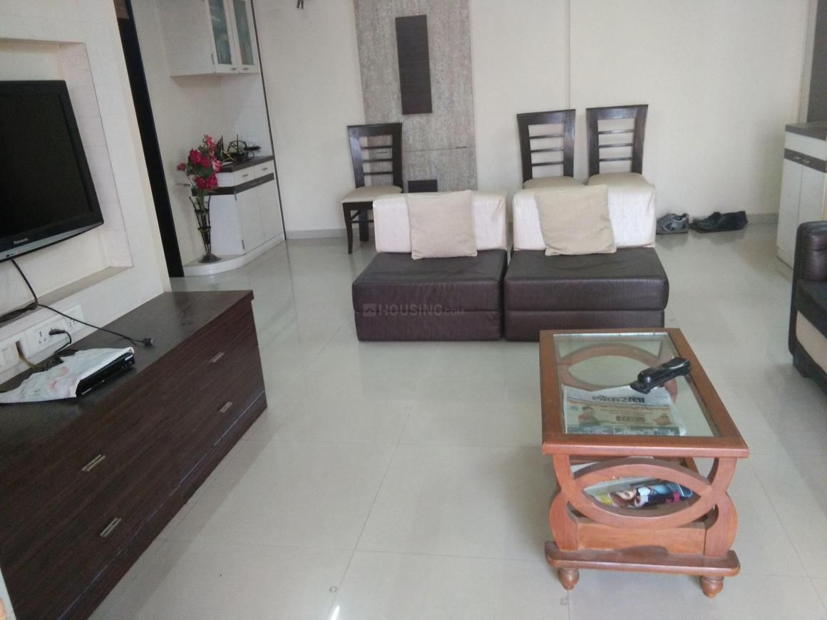 Living Room Image of 1368 Sq.ft 3 BHK Apartment for rent in Kanjurmarg East for 68000