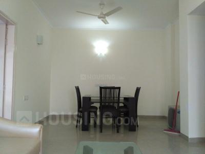 Gallery Cover Image of 950 Sq.ft 1 RK Apartment for rent in Sector 128 for 14000