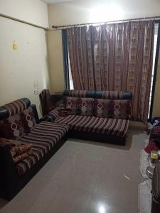 Gallery Cover Image of 550 Sq.ft 1 BHK Apartment for rent in Kharghar for 14000