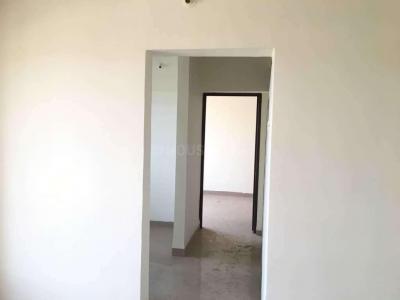 Gallery Cover Image of 590 Sq.ft 1 BHK Apartment for buy in Raaj Rajeshwari Hitakshi Apartment, Boisar for 1500000