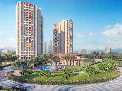 Gallery Cover Image of 750 Sq.ft 1 BHK Apartment for buy in Shapoorji Pallonji Vahana, Bavdhan for 3500000
