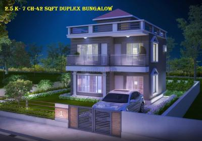 Gallery Cover Image of 1452 Sq.ft 3 BHK Villa for buy in Joka for 4700000