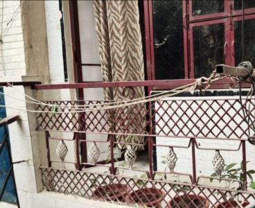 Balcony Image of Nandini's Girls PG in Sector 7 Rohini