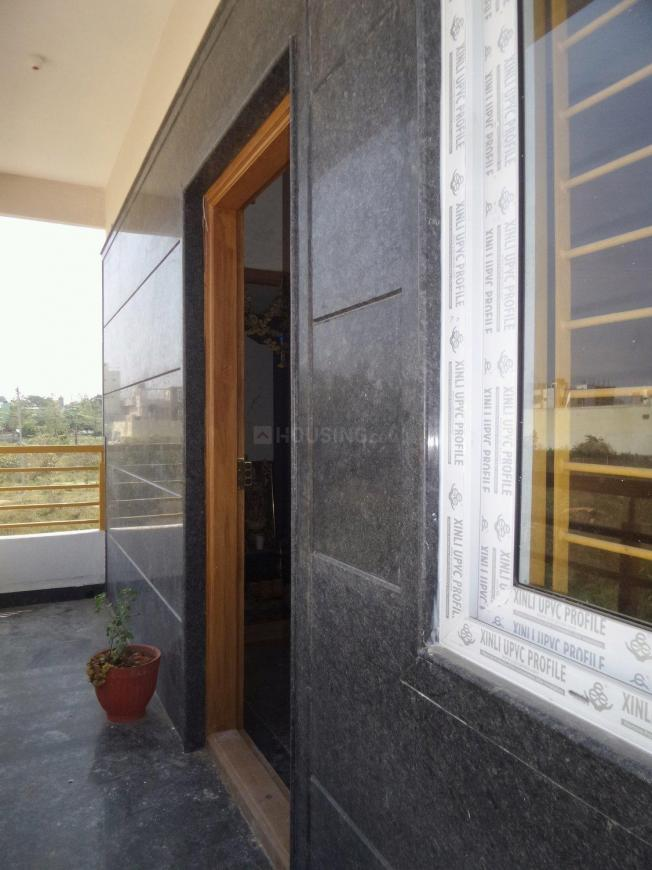 Main Entrance Image of 1200 Sq.ft 2 BHK Independent Floor for rent in Anjanapura Township for 15000