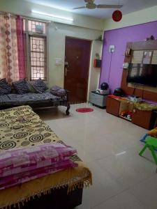 Gallery Cover Image of 1001 Sq.ft 2 BHK Apartment for buy in Prakruthi Prakruthi Kaveri, Kaval Byrasandra for 6000000