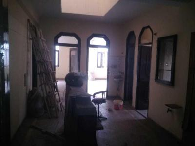Gallery Cover Image of 950 Sq.ft 3 BHK Independent Floor for rent in Krishna Nagar for 25000