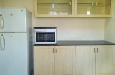 Kitchen Image of Golden Star Flat No-d303 in Krishnarajapura