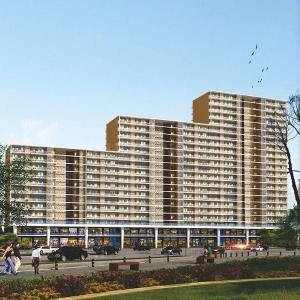Gallery Cover Image of 1685 Sq.ft 3 BHK Apartment for buy in Omaxe Royal Residency, Sector 79 for 8000000