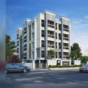 Gallery Cover Image of 1444 Sq.ft 3 BHK Apartment for rent in Pearl MM Enclave, Medavakkam for 21000