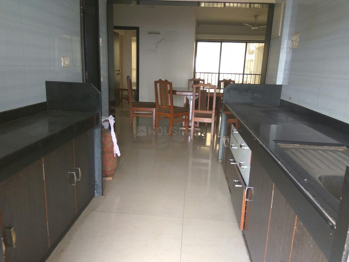 Kitchen Image of 1375 Sq.ft 3 BHK Apartment for rent in Malad East for 65000