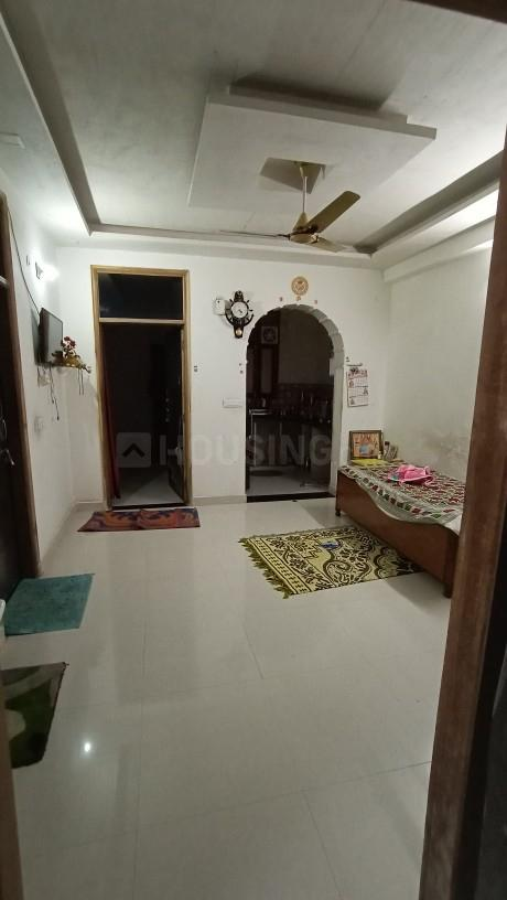 Living Room Image of 900 Sq.ft 2 BHK Independent Floor for rent in Madhu Vihar for 11000
