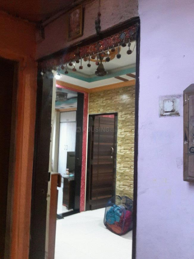 Main Entrance Image of 520 Sq.ft 1 BHK Apartment for rent in Airoli for 15000