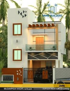 Gallery Cover Image of 1250 Sq.ft 2 BHK Villa for buy in Ambattur for 6700000