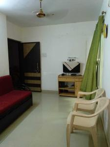 Gallery Cover Image of 610 Sq.ft 1 BHK Apartment for rent in Airoli for 24000