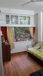 Gallery Cover Image of 594 Sq.ft 1 BHK Apartment for rent in Bandra West for 55000