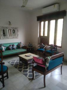 Gallery Cover Image of 1800 Sq.ft 3 BHK Independent Floor for rent in South Extension II for 50000