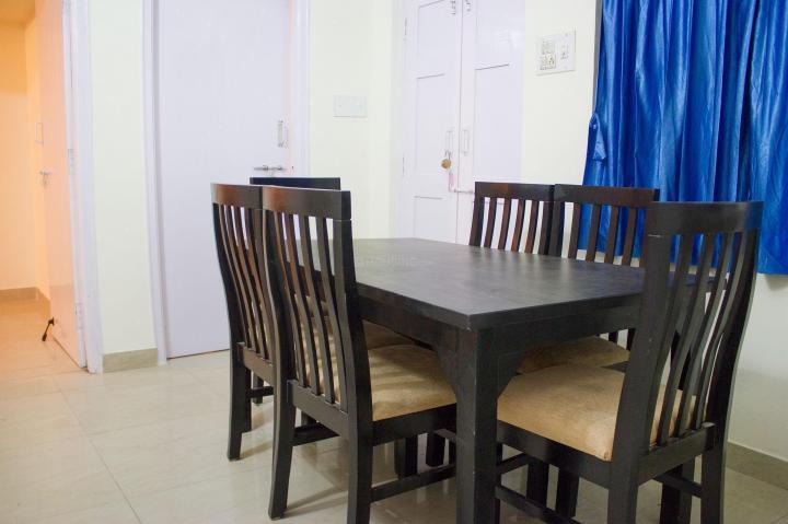 Dining Room Image of PG 4642360 Koramangala in Koramangala