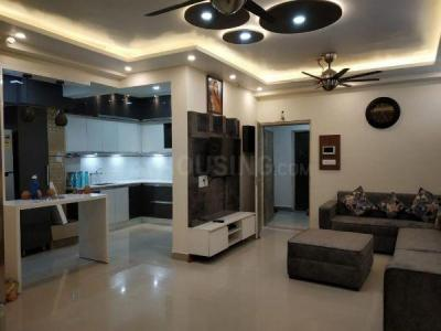 Hall Image of 940 Sq.ft 2 BHK Apartment for buy in  Panchtatva Phase 1, Noida Extension for 3250000