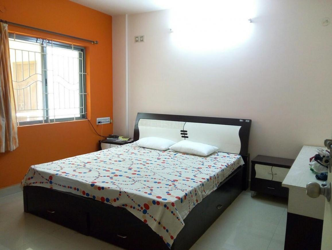 Bedroom Image of 750 Sq.ft 2 BHK Apartment for rent in Garia for 12000