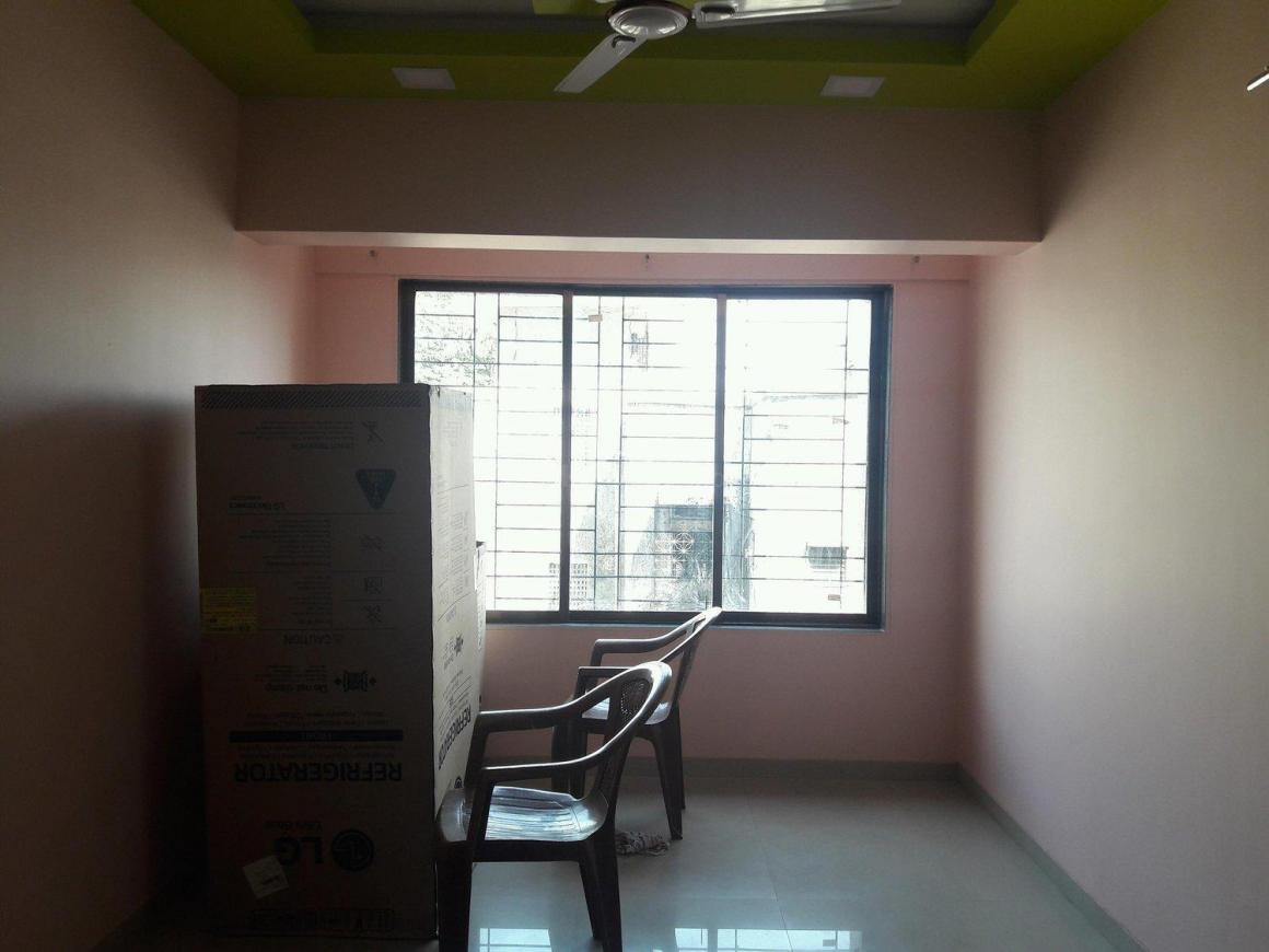 Living Room Image of 600 Sq.ft 1 BHK Apartment for rent in Vikhroli East for 22000