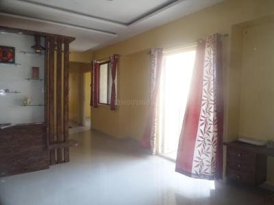 Gallery Cover Image of 1200 Sq.ft 2 BHK Apartment for rent in Goel Ganga Ashiyana, Thergaon for 18000