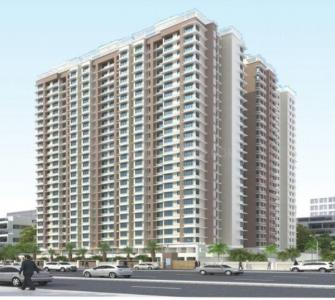 Gallery Cover Image of 393 Sq.ft 1 BHK Apartment for buy in Mauli Pride, Malad East for 7000000