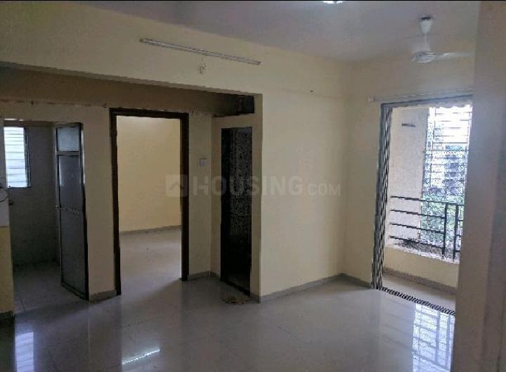 Living Room Image of 680 Sq.ft 2 BHK Apartment for rent in Kamothe for 15000