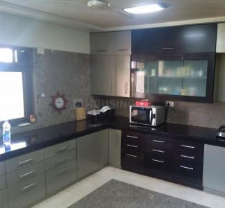 Gallery Cover Image of 1250 Sq.ft 2 BHK Apartment for rent in Fortaleza Apartment, Kalyani Nagar for 30000