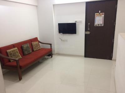 Gallery Cover Image of 637 Sq.ft 1 BHK Apartment for rent in Mohammed Wadi for 9000
