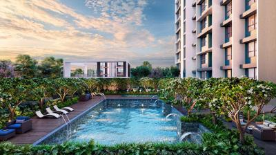 Gallery Cover Image of 1015 Sq.ft 2 BHK Apartment for buy in Kalpataru Park Riviera Wing C and D, Panvel for 8200000